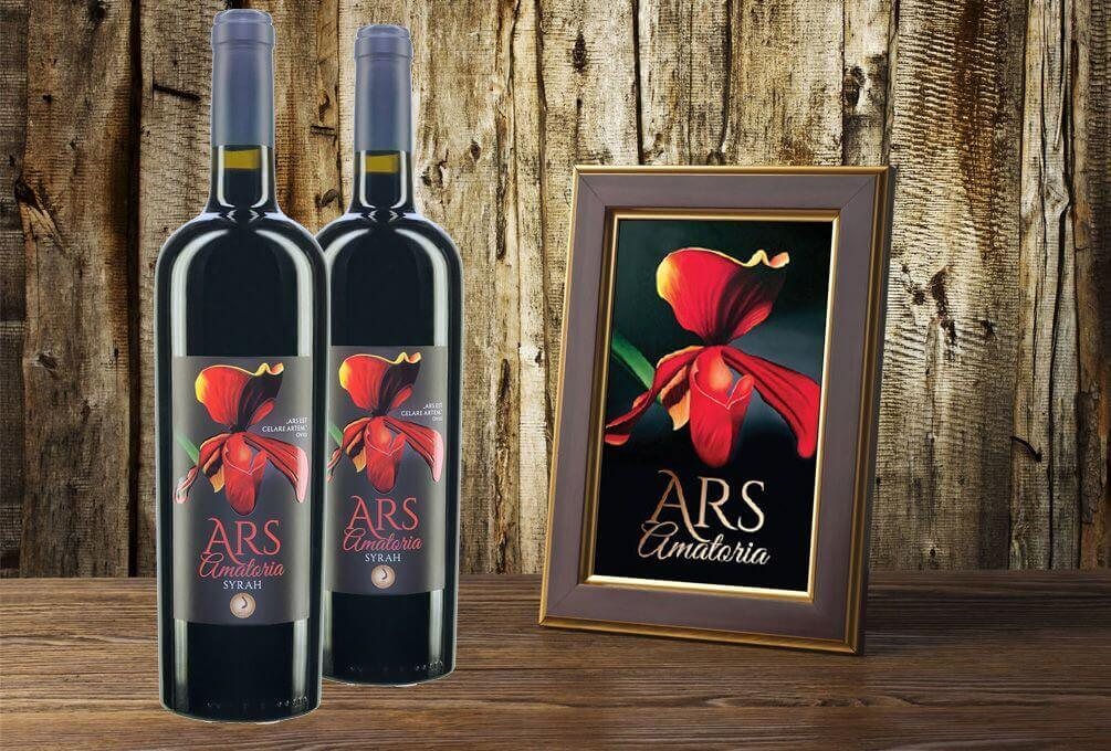 Ars Amatoria Syrah
